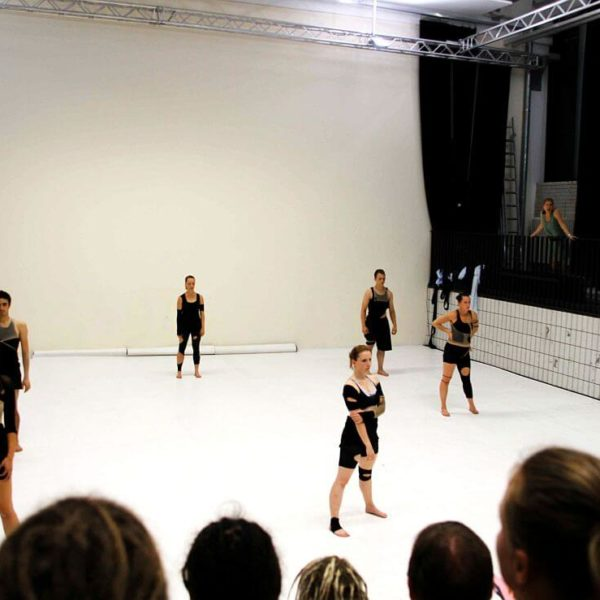 White Noise - Tanztheater-Performance der Nicole Wiese Company Pic7