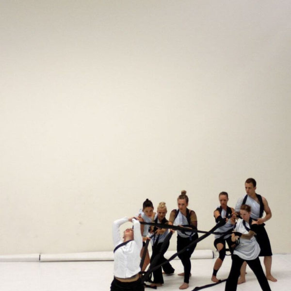 White Noise - Tanztheater-Performance der Nicole Wiese Company Pic8