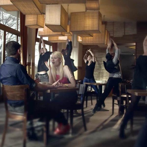 Glasperlenspiel - Choreographie zu Musikvideo Ich bin ich Pic5