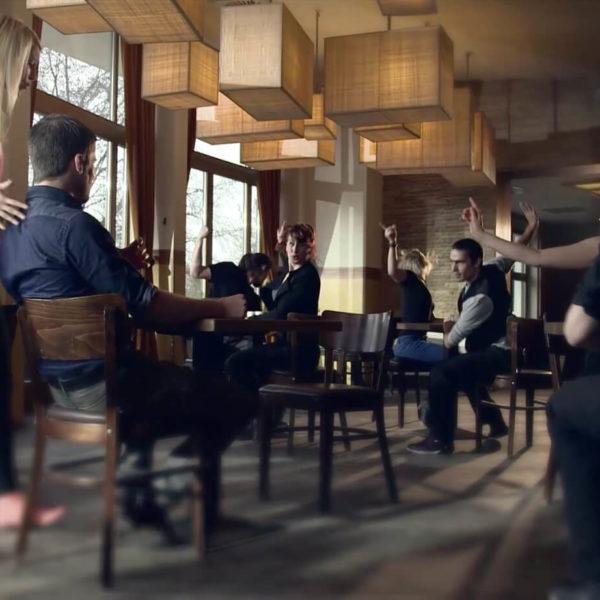 Glasperlenspiel - Choreographie zu Musikvideo Ich bin ich Pic7