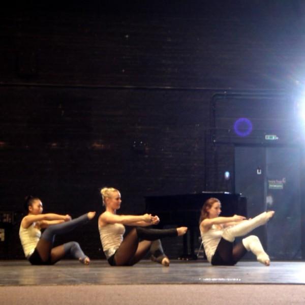 Greckoe - Choreographie zu Musikvideo Eisprinzessin Pic9