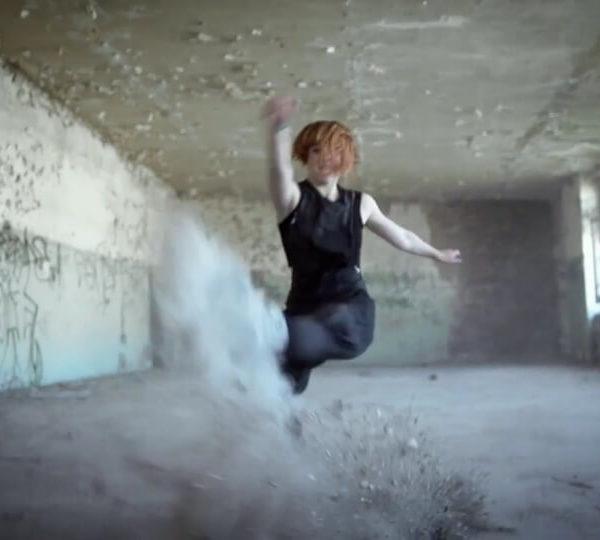 Jennifer Rostock - Performer Musikvideo Ein Schmerz und eine Kehle Pic7