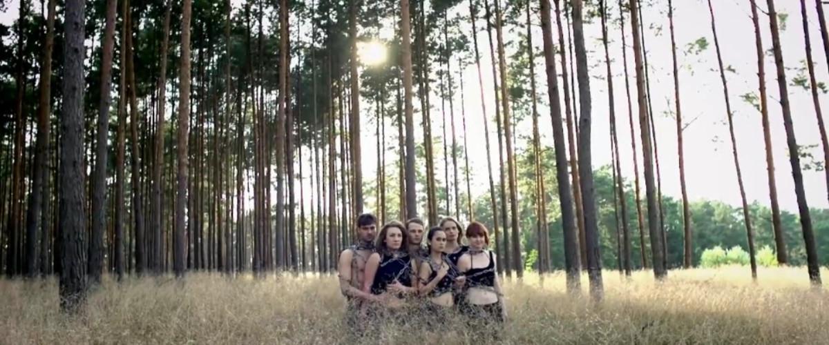 Jennifer Rostock - Performer Musikvideo Ein Schmerz und eine Kehle Pic9