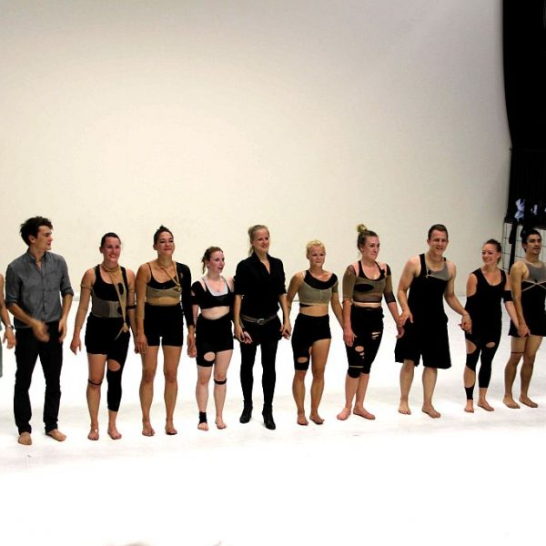 White Noise - Tanztheater-Performance der Nicole Wiese Company Pic14