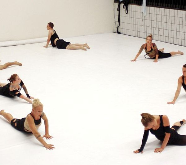 White Noise - Tanztheater-Performance der Nicole Wiese Company Pic16