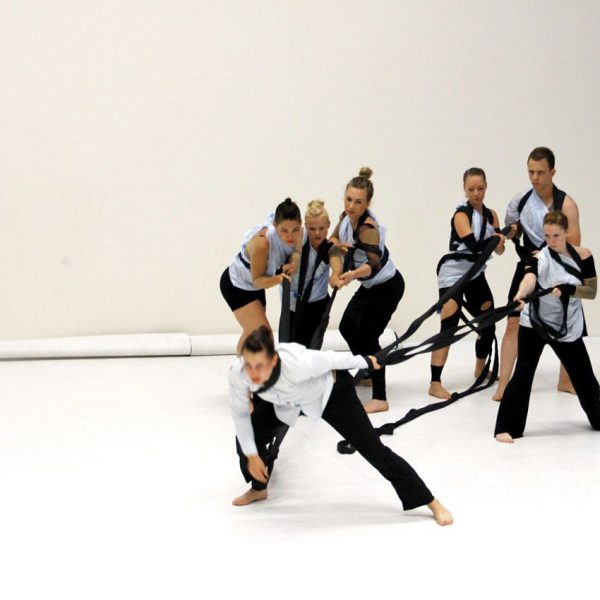 White Noise - Tanztheater-Performance der Nicole Wiese Company Pic22