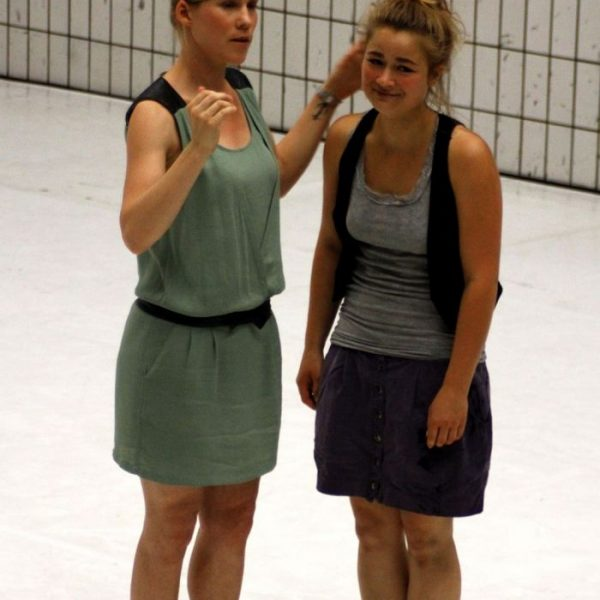 White Noise - Tanztheater-Performance der Nicole Wiese Company Pic31