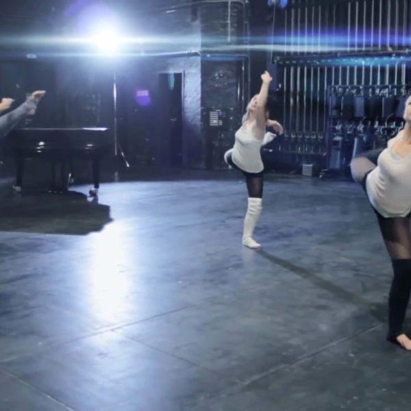 Greckoe - Choreographie zu Musikvideo Eisprinzessin Pic2