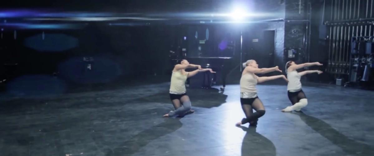 Greckoe - Choreographie zu Musikvideo Eisprinzessin Pic4
