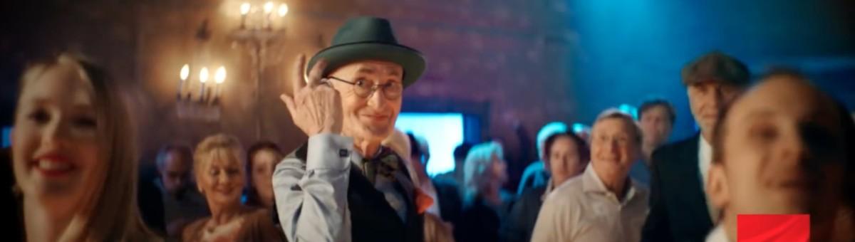 Günther Krabbenhöft Choreografie Deka TV Spot
