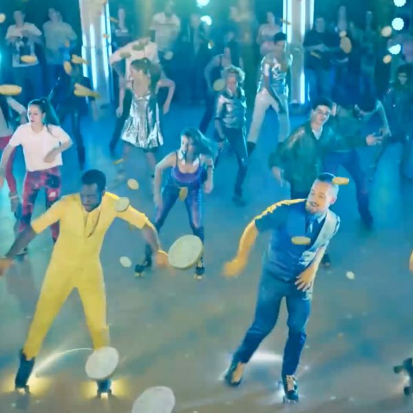 Henkel WCFrisch Werbespot 2016 - Choreographie Fresh and the gang Pic2