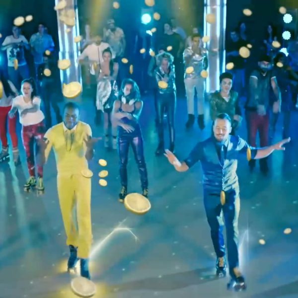 Henkel WCFrisch Werbespot 2016 - Choreographie Fresh and the gang Pic3