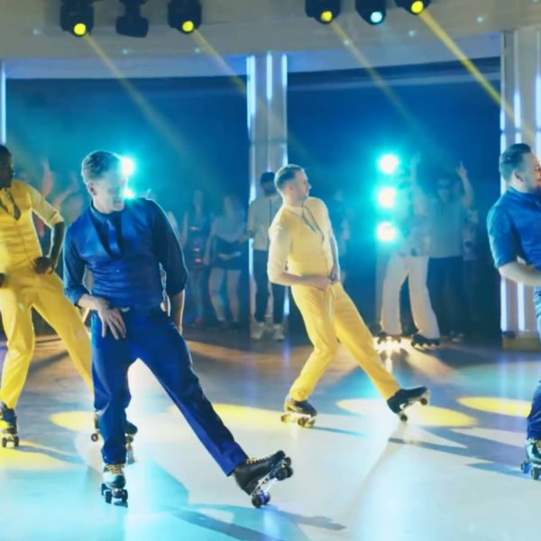 Henkel WCFrisch Werbespot 2016 - Choreographie Fresh and the gang Pic5