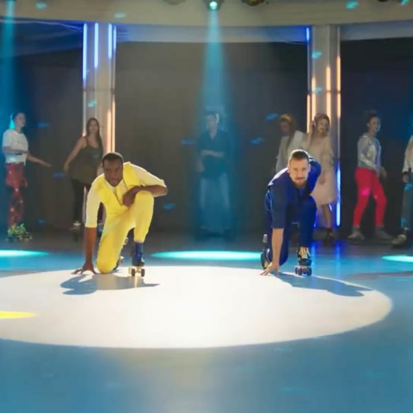 Henkel WCFrisch Werbespot 2016 - Choreographie Fresh and the gang Pic9