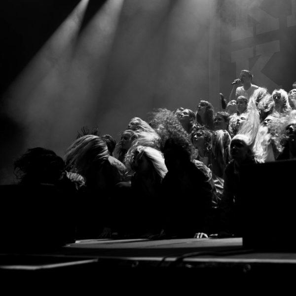 Kraftklub - Choreographie Liveshow 2017 Pic4 - Foto Philipp Gladsome