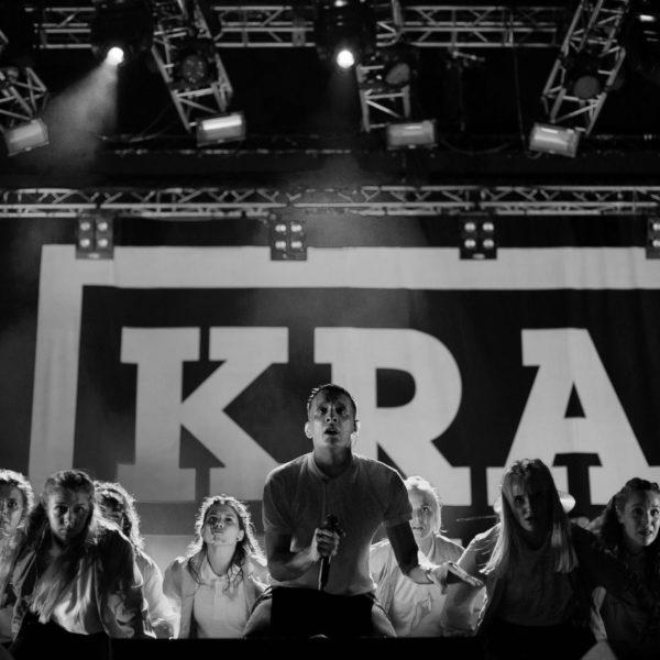 Kraftklub - Choreographie Liveshow 2017 Pic8 - Foto Philipp Gladsome