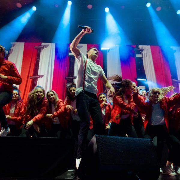 Kraftklub - Choreographie Liveshow 2017 Pic9 - Foto Philipp Gladsome