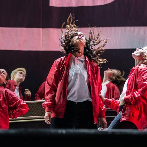 Kraftklub - Choreographie Liveshow 2017 Rock im Park Pic19