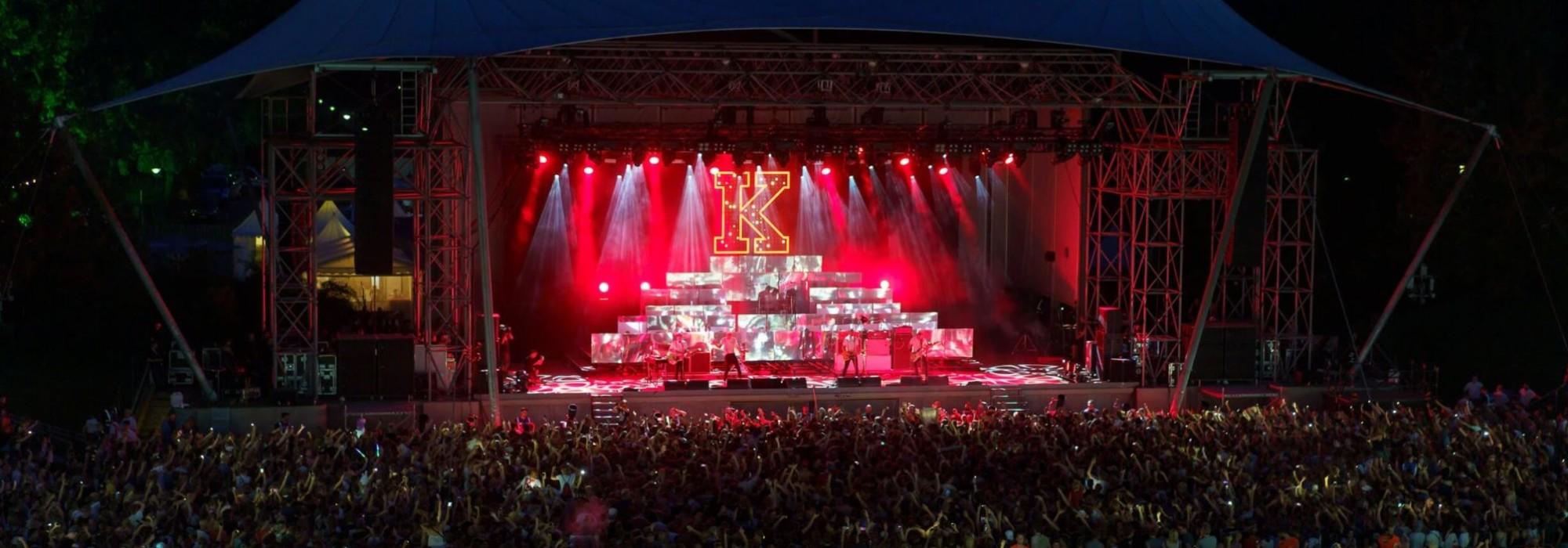 Kraftklub - Choreographie Liveshow 2018 Pic8