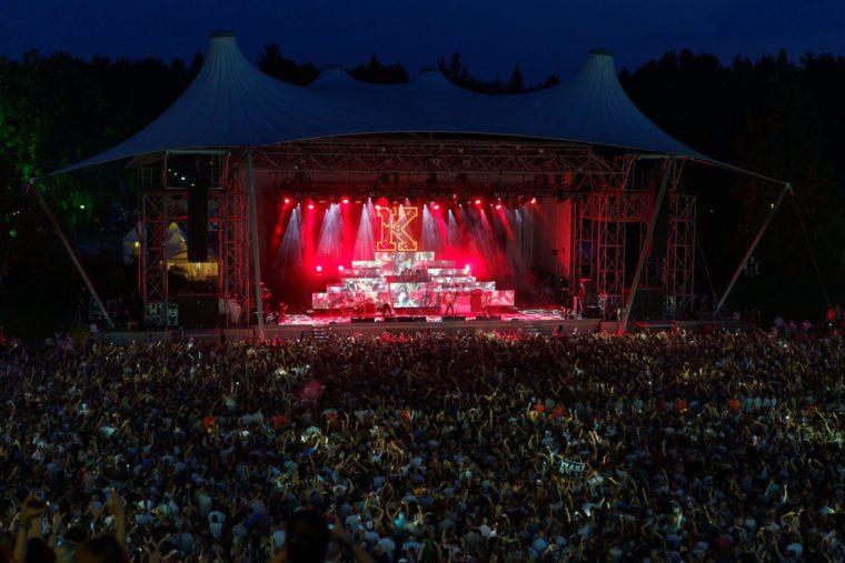 Festivaltour & Open Airs 2018