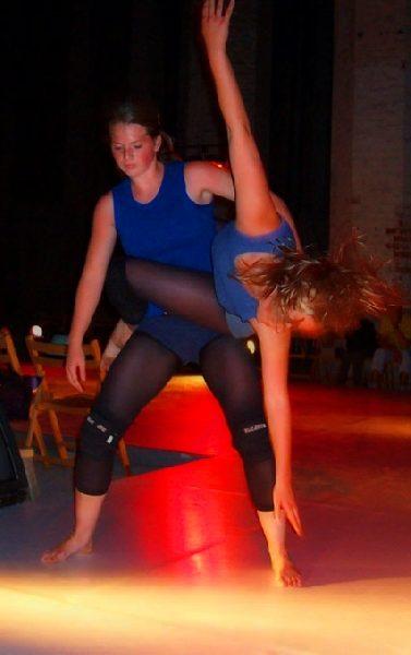 No Input - Tanztheater-Performance von Nicole Wiese Pic10