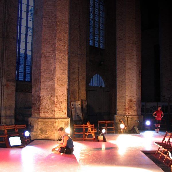 No Input - Tanztheater-Performance von Nicole Wiese Pic11