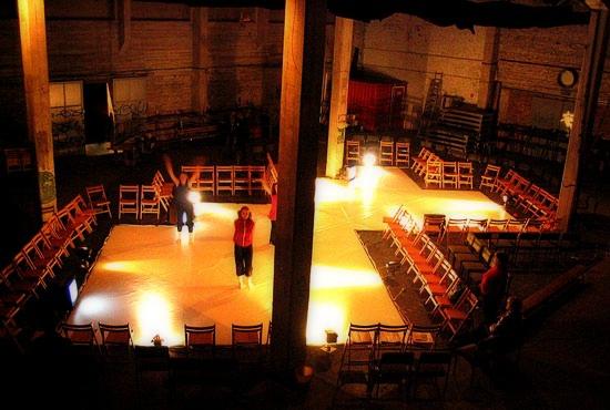 No Input - Tanztheater-Performance von Nicole Wiese Pic2