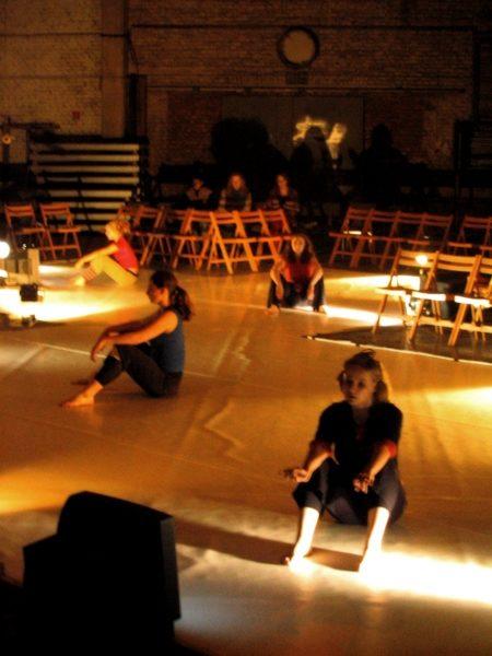 No Input - Tanztheater-Performance von Nicole Wiese Pic3