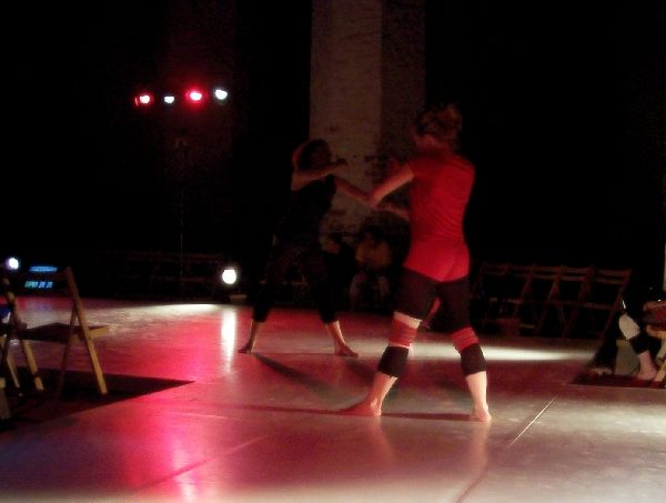 No Input - Tanztheater-Performance von Nicole Wiese Pic4