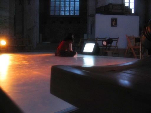No Input - Tanztheater-Performance von Nicole Wiese Pic5