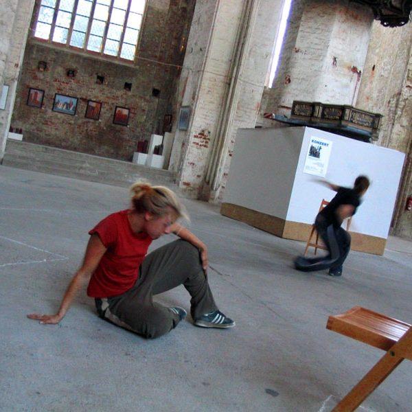 No Input - Tanztheater-Performance von Nicole Wiese Pic6