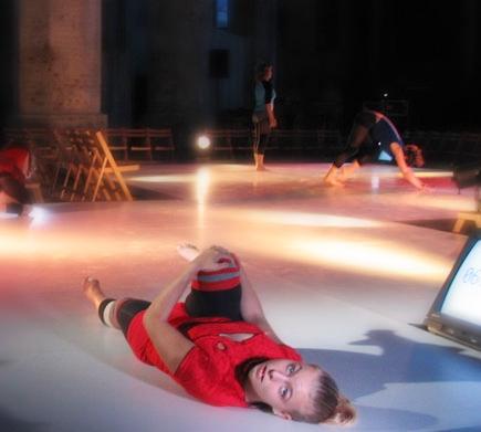 No Input - Tanztheater-Performance von Nicole Wiese Pic7