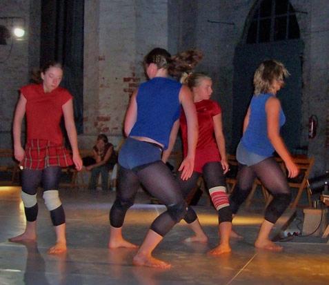 No Input - Tanztheater-Performance von Nicole Wiese Pic8