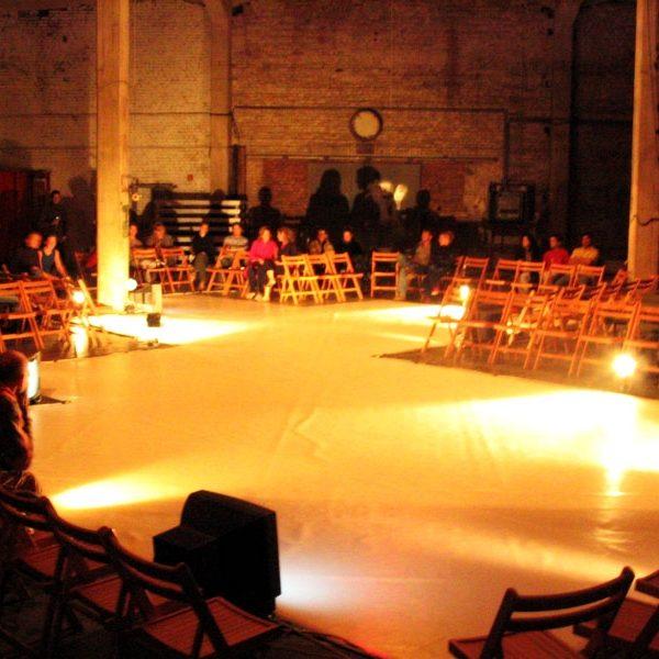 No Input - Tanztheater-Performance von Nicole Wiese Pic9