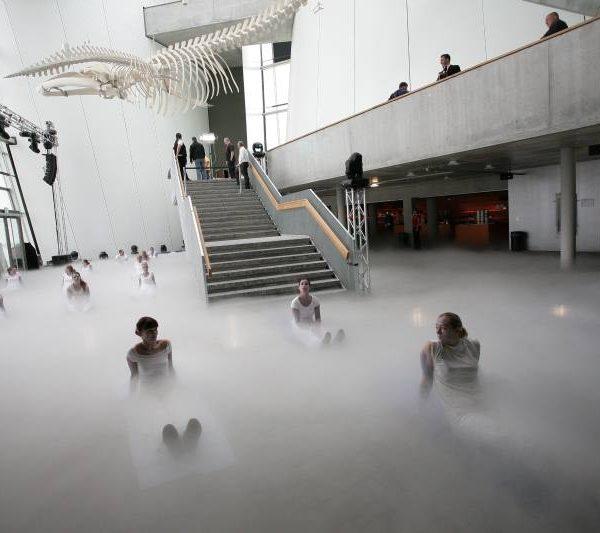 Ozeaneum Stralsund - Choreographie Eröffnung Pic1 - Foto Christian Roedel